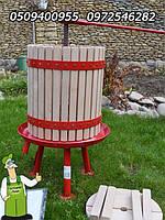 Дубовий прес на 20 литров (Венгрия)