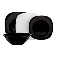 Столовый сервиз Luminarc Carine Black&White - D2381