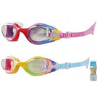 """Очки для плавания Fashy """"Match """", детские"""