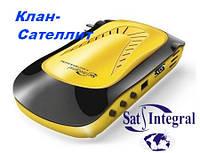 Тюнер ресивер спутниковый Sat-Integral S-1247 HD Racing + шара 6 мес - есть оптовая продажа