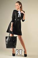 Женское платье из французского трикотажа