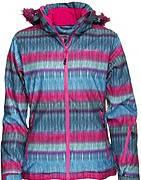 Женская горнолыжная куртка от ENVY EVINDA I. PNK  44,46,48 S,M,L