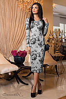 Женское трикотажное платье 1899 Seventeen 42-48 размеры