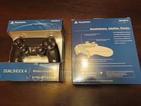 Джойстик/геймпад PS4 Dualshock Black Эксклюзив оригинал беспроводной