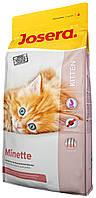 Josera Minette (10 кг) корм для котят, беременных и кормящих кошек (Джосера, Йозера)