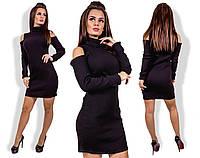 """Стильное молодежное платье мини """" Плечи разрезы """" Dress Code"""