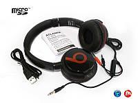 Наушники беспроводные Atlanfa 7602 MP3