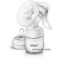 Молокоотсос ручной NATURAL (SCF330/20) Avent (Philips)