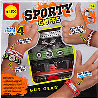 Набор для создания спортивных браслетов для парней Alex (1603)