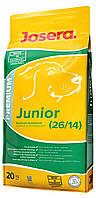 Josera Premium Junior (20 кг) корм для щенков и молодых собак (Джосера, Йозера)