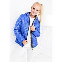Женская стеганная зимняя короткая куртка на меху. 4 цвета. Большие размеры Бесплатная Доставка