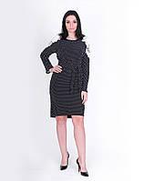 Изысканное платье с кружевными вставками