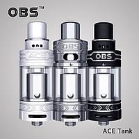 Обслуживаемый атомайзер OBS Ace для электронной сигареты (оригинал)