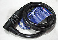 Велозамок Tonyon кодовый (12 х 1000) TY-535