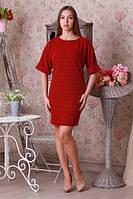 Женское платье с манжетами, фото 1