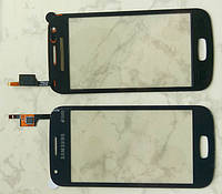 Samsung Galaxy s7272 Ace 3 тачскрін сенсор чорний якісний