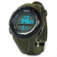 Мужские спортивные часы skmei 1025 Army
