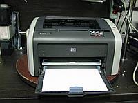 Лазерный принтер HP LaserJet 1015 + Дополнительный картридж!!!