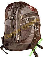 Рюкзак туристический POLAR Adventure СТ-4серый
