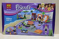 Развивающие игры для девочек, креативный конструктор типа Lego 6 +
