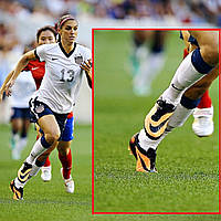 Гетры футбольные Nike US Team Elite Match Football OTC Socks