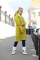 Пуховик - пальто зимнее женское размер 44,46,48,50