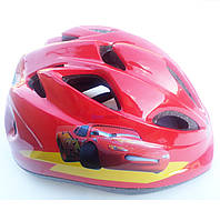 Вело Шлем детский Тачки (регулировка окружности)
