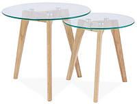 Журнальный столик Oslo S2 Signal (комплект из 2 столов)