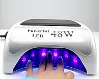LED лампа для наращивания ногтей 18K 48W