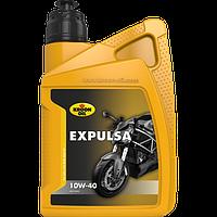 Мото масло 10W-40 для 4-тактных двигателей  мотоциклов Kroon-Oil  Expulsa 10W-40 полусинтетическое KL02227 1л