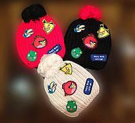Брендовая Шапка Angry Birds