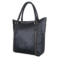 Женская повседневная сумка среднего размера с двумя ручками для переноски и плечевым ремнем
