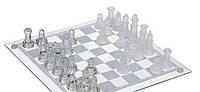 Игра в подарок — Шахматы стеклянные