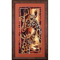 Набор для вышивания Магия Канвы Б-057 Африка:Жирафы