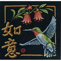 Набор для вышивки крестом Panna И-0155 Исполнение желаний