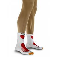 Носки для катания на роликовых коньках X-Socks Skating Pro 35/38 X20301-X07 White/Red
