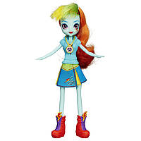 Куклы и пупсы «My Little Pony Equestria Girls» (B1769) кукла Радуга Дэш (Rainbow Dash), 22 см