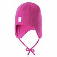 Детская шапка Reima Бини 518316N, цвет 4620 размер 48