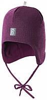 Детская шапка Reima Ahava 518354, цвет 4900 размер 46