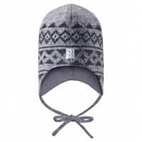Детская шапка Reima Varpunen 518356, цвет 9400 размер 50