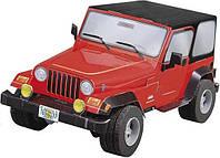 Картонная модель Jeep Wrangler Красный 153-03 УмБум
