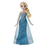 Куклы и пупсы «Disney Frozen» (B5161_В5162) классическая кукла Эльза (Elsa), 26 см
