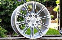 Литые диски R17 5x120 на BMW 3 (E36, E46, E90, F30) BMW X3 (E83, F25) X1