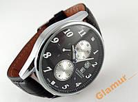 Мужские часы TAG Heuer - Carrera black (копия)