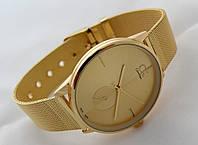 Женские часы CK -  gold (копия)