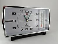 Механические PERFECT с будильником и термометром!