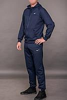 Спортивный костюм Nike синий Осень-весна