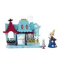 """Куклы и пупсы «Disney Frozen» (B5194) набор маленьких кукол """"Эльза и Магазин сладостей Эренделла (Arendelle Treat Shoppe)"""", 7 см"""