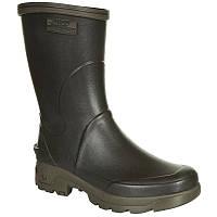 Резиновые сапоги мужские, чоботи гумові Solognac Inverness 300 хаки