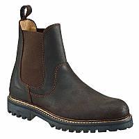Ботинки мужские, сапоги осенние Fouganza SENTIER 500 коричневые